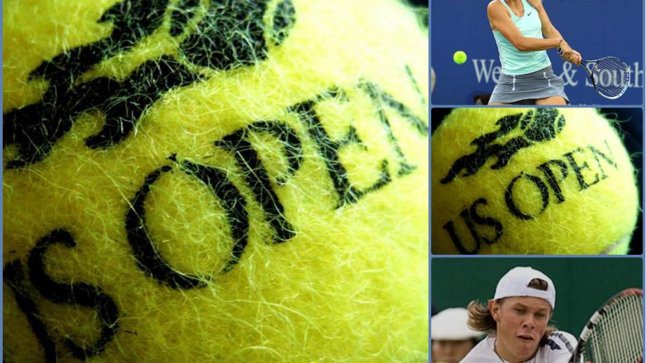 US Open: Albot și Sharapova au ieșit din competiții