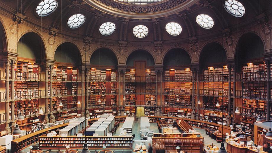 5 cele mai frumoase biblioteci din Europa