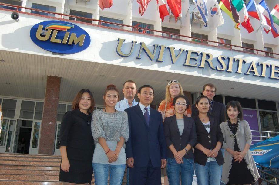 Top 10 profesori de la ULIM