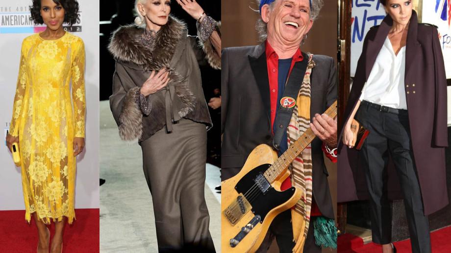 (foto) Vanity Fair a desemnat cele mai stilate vedete din 2013