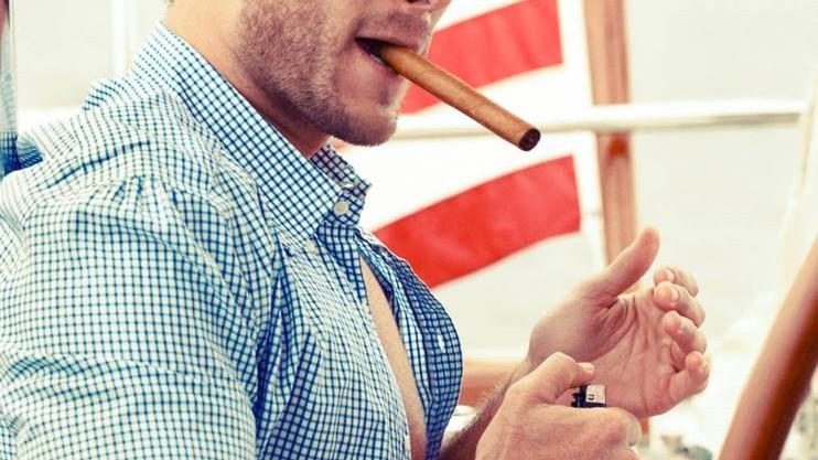 (foto) Dar voi ați văzut ce băiat sexy are Clint Eastwood?