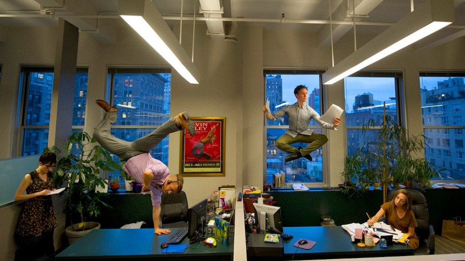 (foto) În fiecare dintre noi trăiește un dansator