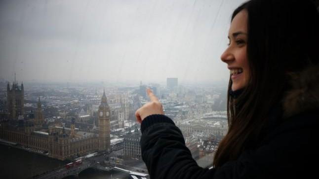 Cea mai bună studentă la Universitatea de Arte din Londra este o moldoveancă