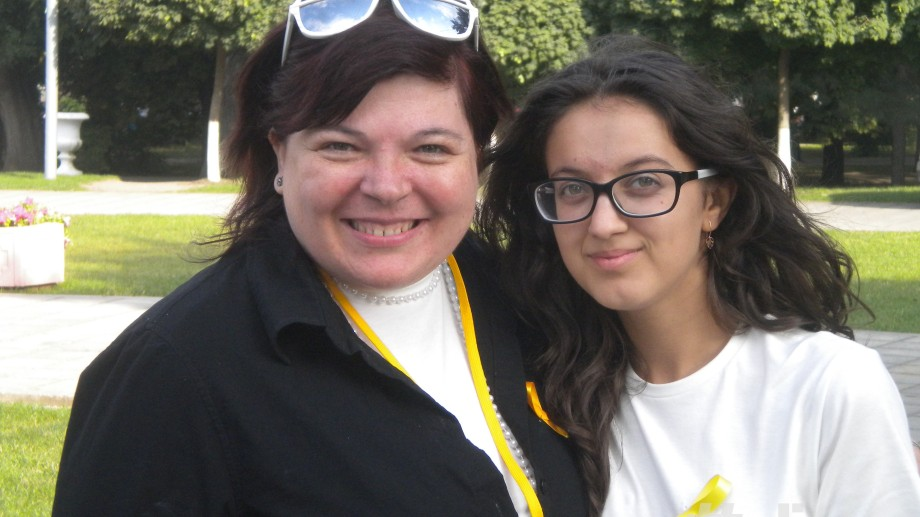 Ziua Mondială de Prevenire a Suicidului la Arcul de Triumf din Chișinău