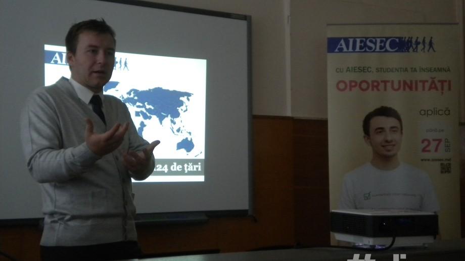 Eugeniu Gîrlă deaspre piața de resurse umane din RM