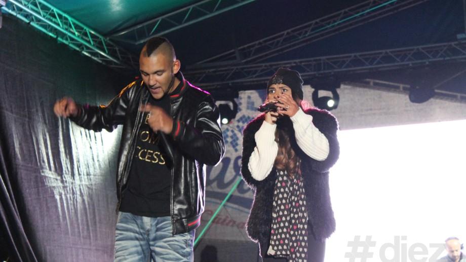 (foto) Sasha Lopez, Ale Blake și Broono au făcut show în capitală