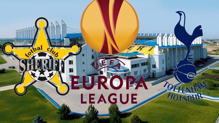 Orarul meciurilor lui Sheriff și Pandurii din Liga Europei