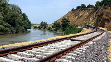 Circulaţia trenurilor între Basarabeasca şi Cahul a fost reluată