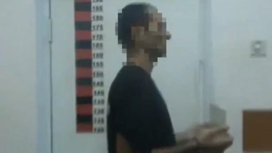 (video) Poliţia a reţinut un tânăr recidivist deosebit de periculos