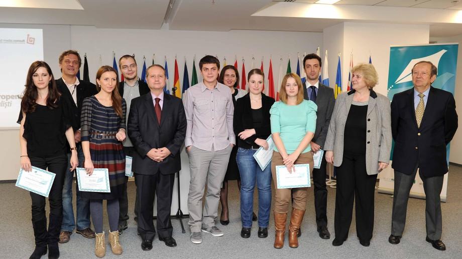 A fost deschis programul de Burse Europene JTI, destinat jurnaliștilor