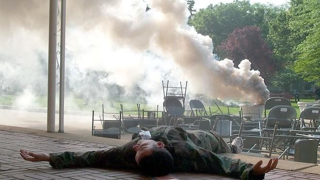 Siria își redistribuie armamentele chimice