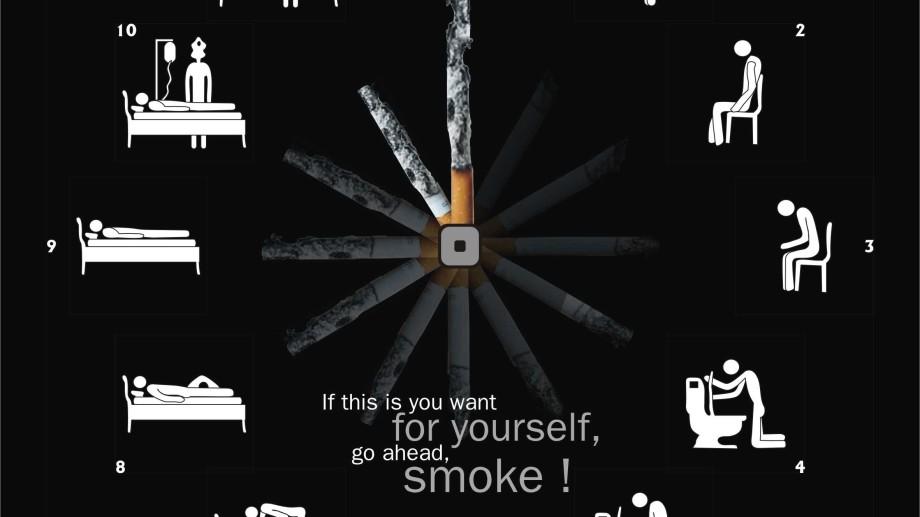 Lasă fumatul și dormi liniștit!