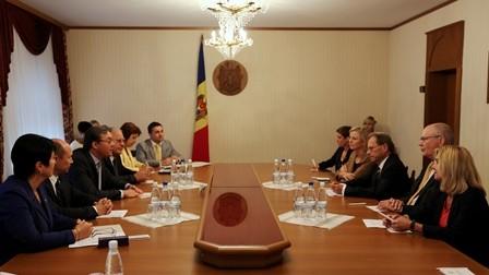 Președinții de Parlament ai țărilor Nordic-Baltice s-ar putea întâlni la Chișinău