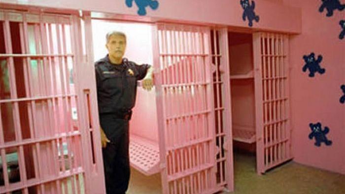 Deținuții elvețieni se vor calma în penitenciare roz