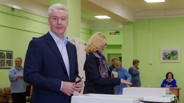 Din rezultatele provizorii, Serghei Sobianin este din nou primarul Moscovei
