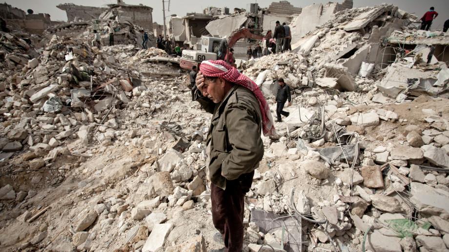 Soarta Siriei în mâinile marilor puteri
