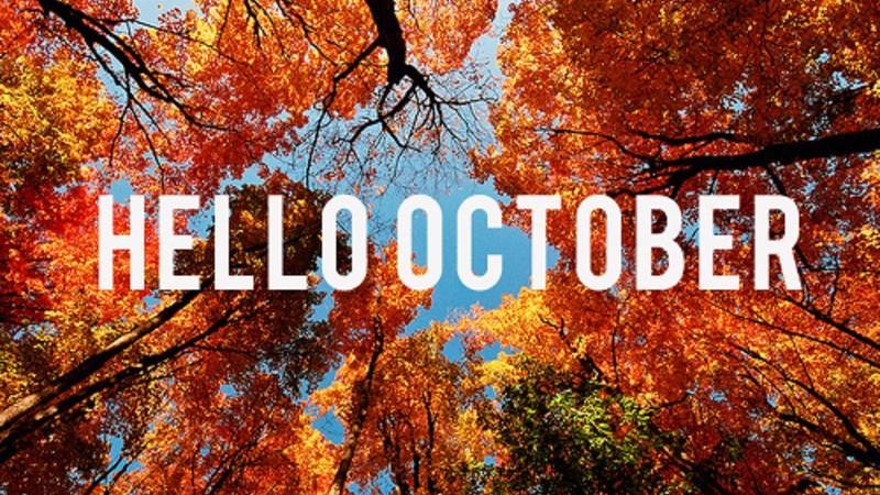 10 lucruri pe care să le faci în luna octombrie