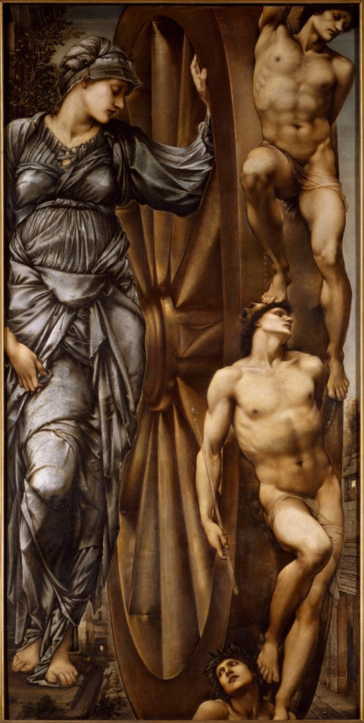 03. Burne-Jones_Roue de la fortune