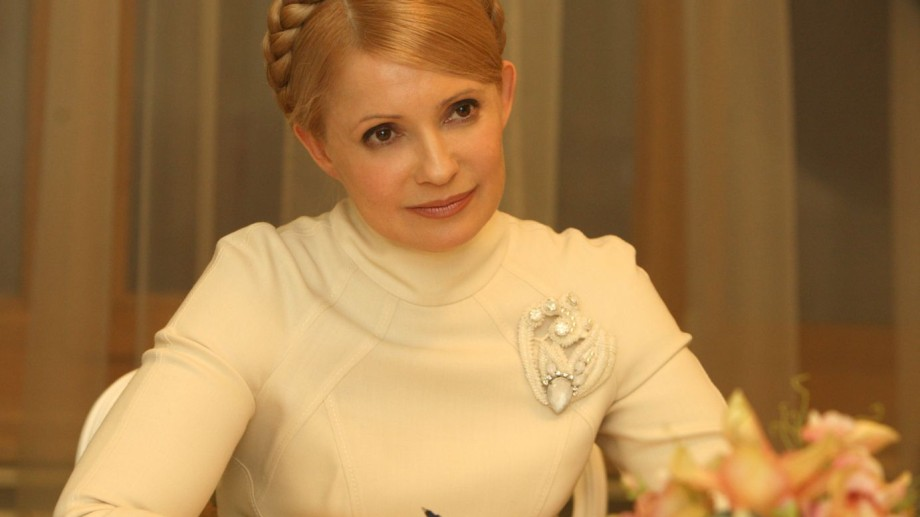 """Timoșenko ar putea fi """"iertată"""" înainte de Vilnius"""