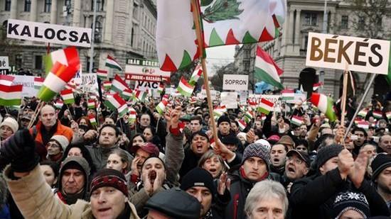 23 octombrie: Zi națională în Ungaria