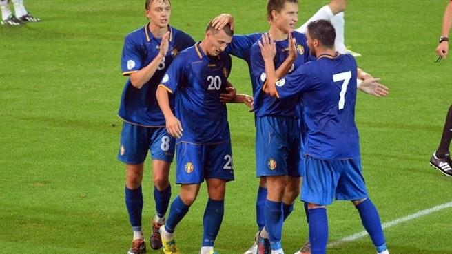 Seară formidabilă de fotbal pentru România și Moldova
