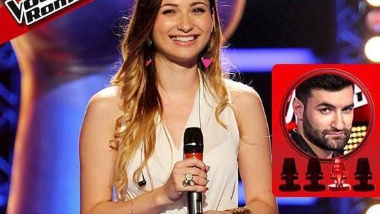 (video) O tânără din Moldova l-a cucerit pe Smiley la Vocea României