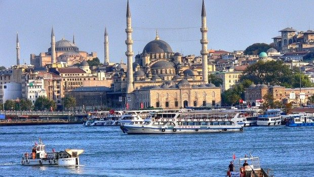 Invitație la film din partea Ambasadei Turciei