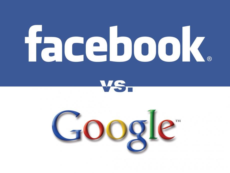Google a făcut parteneriat cu Facebook