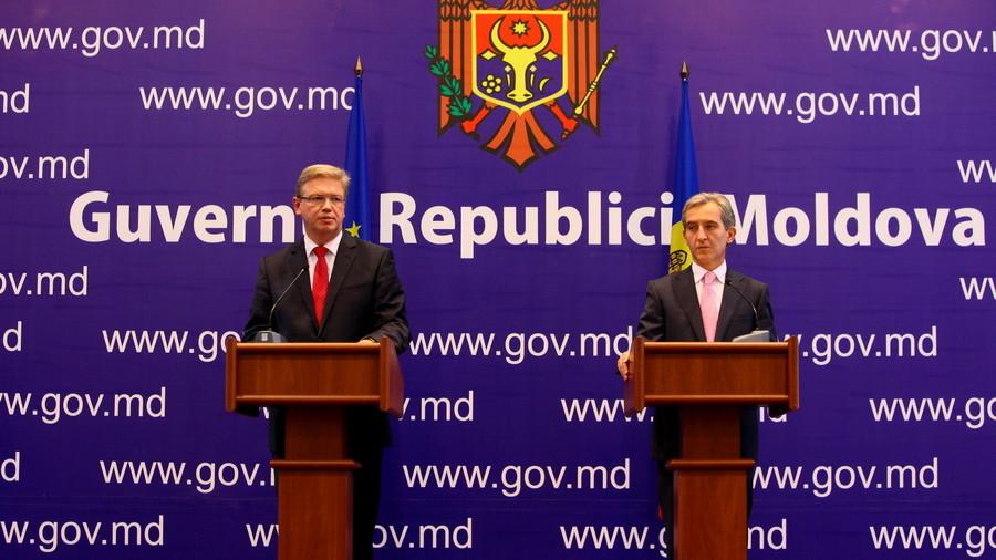 Eforturile Republicii Moldova sunt remarcate de Štefan Füle