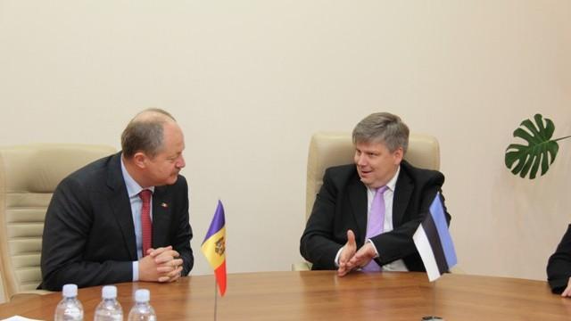 Estonia va investi în dezvoltarea regională a Moldovei