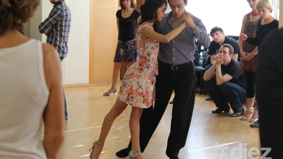 Dansul Pasiunii la Chișinău învățat de la maeștrii argentenieni