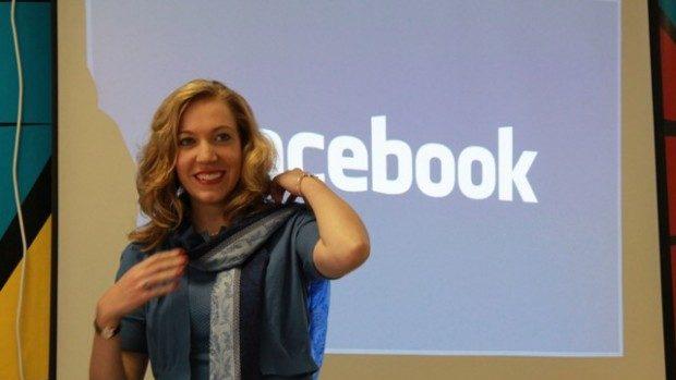 (livetext) Discuția cu Elizabeth Linder, expert Facebook venit în Moldova