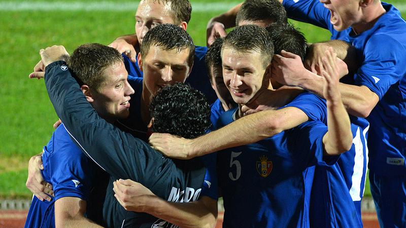 Campionatul European U-21: Moldova 1 – 0 Finlanda