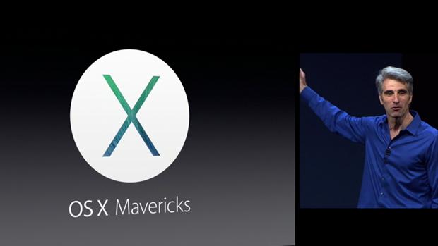 (video) Apple a lansat Mac OS X Mavericks – un nou sistem de operare