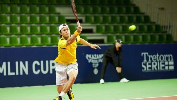 Radu Albot a câștigat finala probei de dublu la Kazan