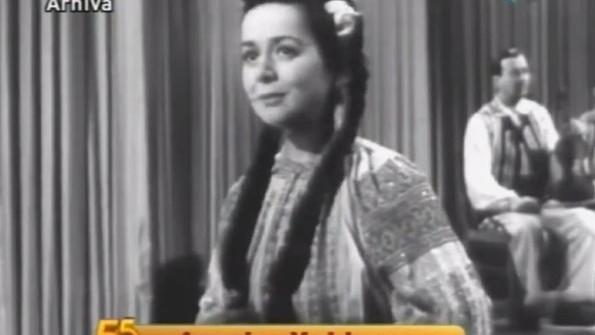A murit Angela Moldovan, cântăreața de muzică populară născută la Chișinău