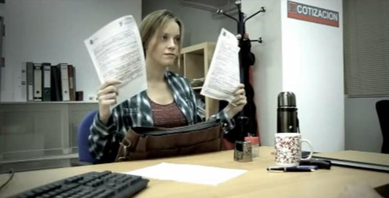 (video) Cum o tânără din Spania luptă cu birocrația spaniolă