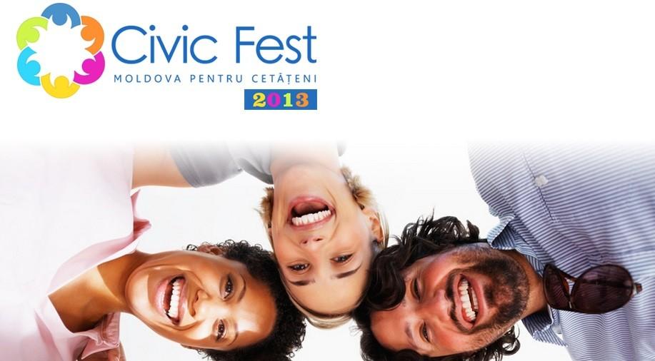 """Prima ediție a """"Civic Fest"""" se va desfășura pe 29-31 octombrie"""
