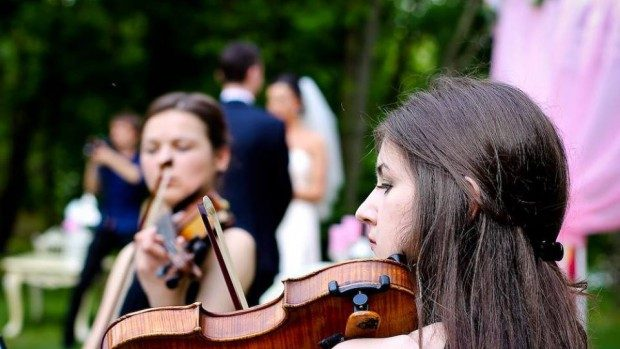 Dumitrița Gore a luat locul I la Competiția Internațională din Bulgaria pentru tineri violoniști