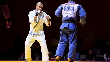 (foto) Medalie de argint la Campionatul World Combat Games