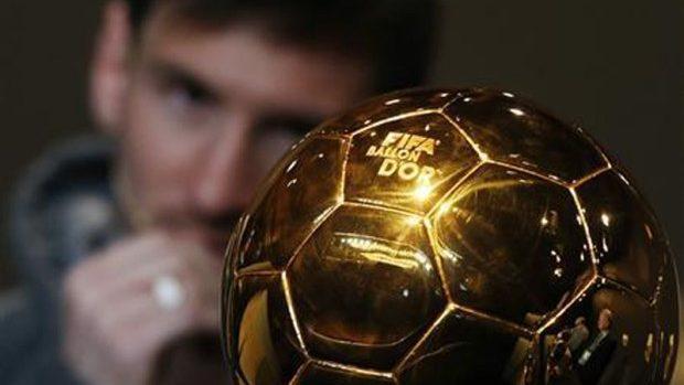 Lista jucătorilor de fotbal nominalizați pentru Balonul de Aur