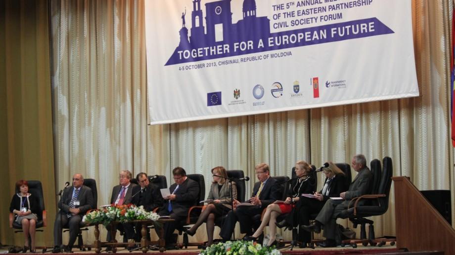 După Summit-ul de la Vilnius, se va face o diferențiere dintre țările din Parteneriatul Estic
