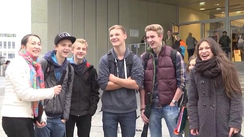 (video) Momentul când germanii fac cunoștință cu moldovenii