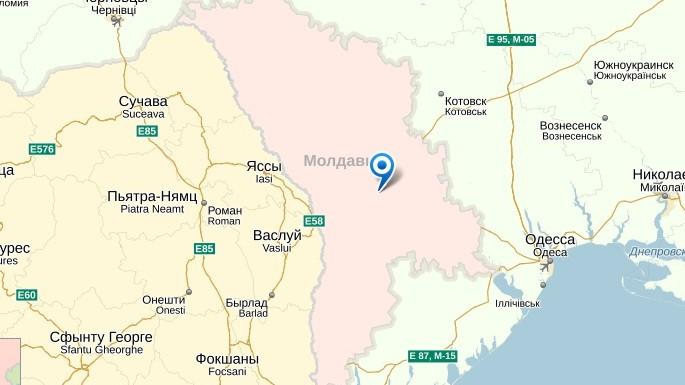 Yandex nu a șters harta Moldovei de pe Yandex Maps