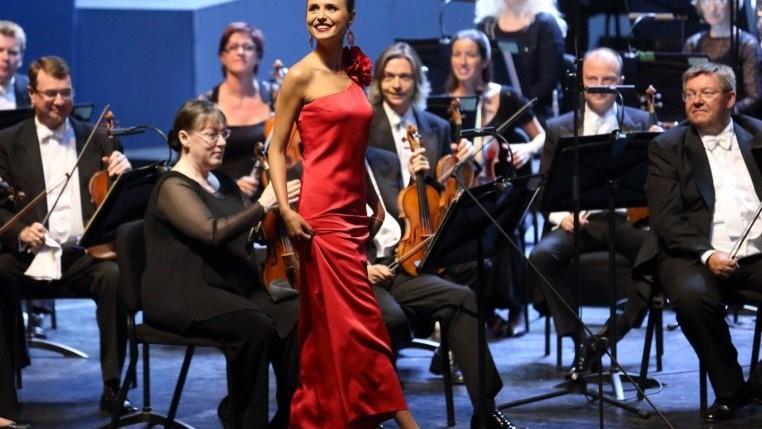 Valentina Nafornița va evolua la Teatrul de Operă din München