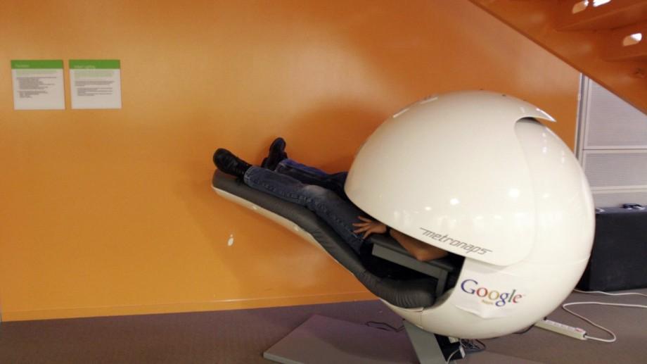 (foto) Angajaţii Google sunt răsfațați în campusul din California