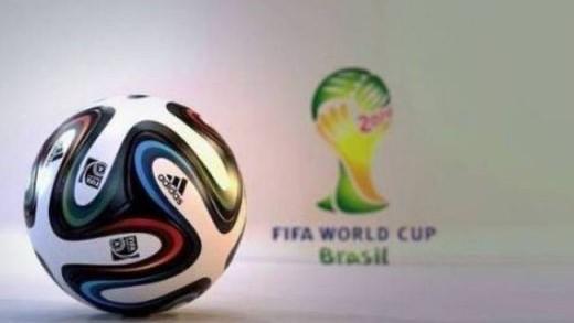 A fost aleasă mingea oficială a Cupei Mondiale din Brazilia
