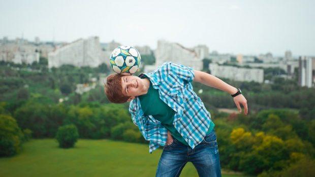 (video) Faceți cunoștință cu cel mai bun Football Freestyler din Moldova