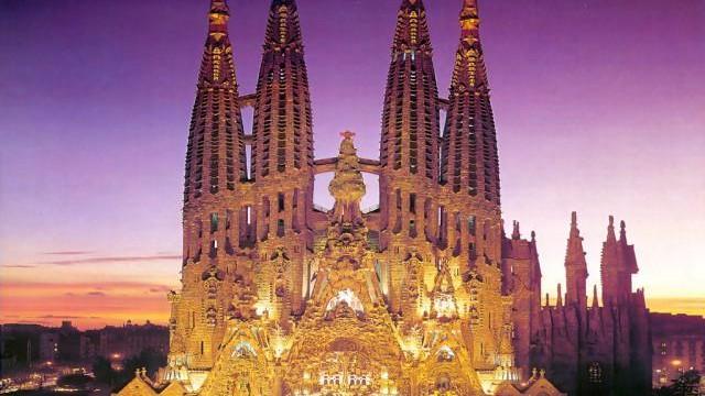 (video) Sagrada Familia va fi terminată în 2026