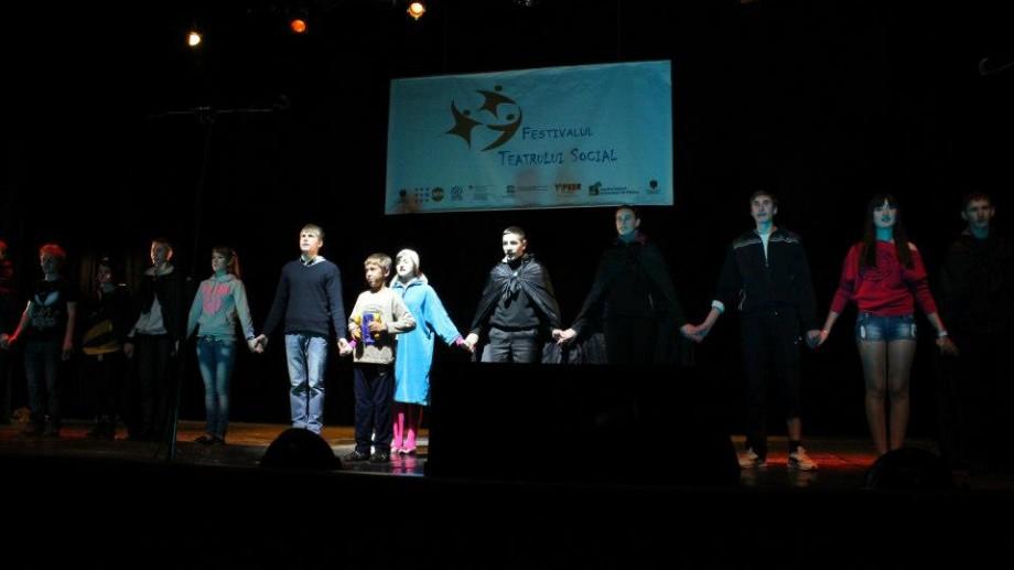 Aplică pentru a participa la Festivalul Național de Teatru Social